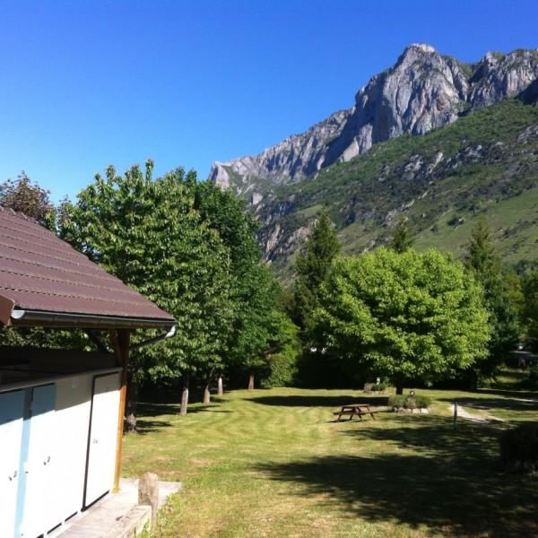 Camping vallée de beille ariège