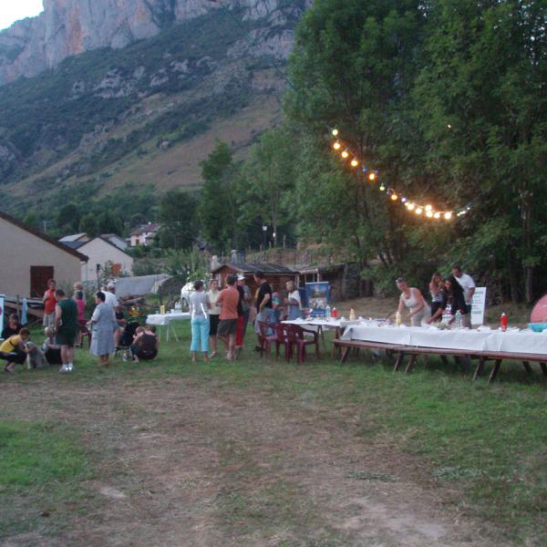 fête camping vallée de beille
