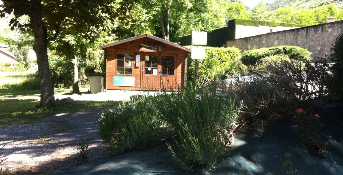 Accueil camping vallée de beille Ariège