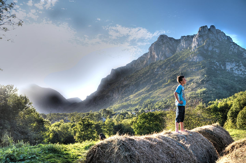 Camping vallée de beille l'appel de la nature