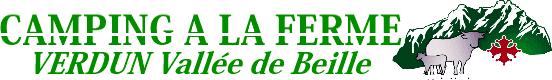 Logo camping vallée de belle