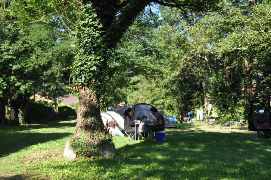 Camping famille Pyrénées