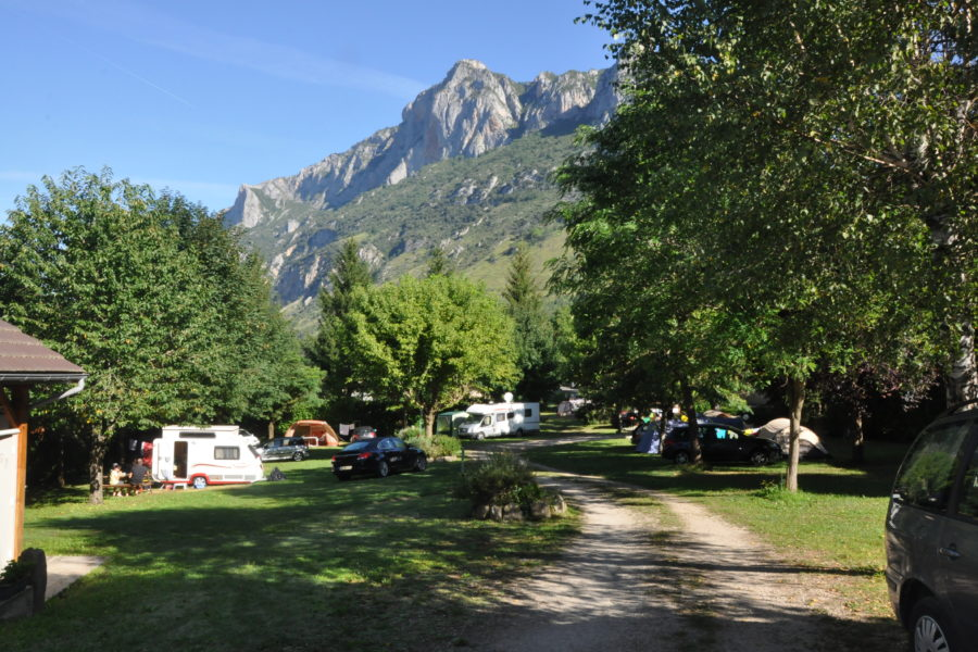 Camping beille