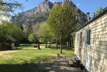 Mobil-home montagne Pyrénées